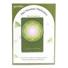 Carte Méditation Yandala - Reconnaissance
