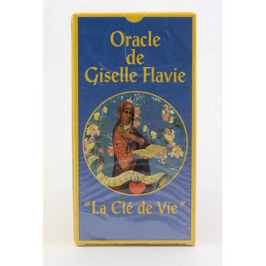 Oracle - Gisele Flavie - La clé de la Vie