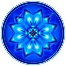 Disque harmonisant - Mandala Paix