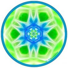 Disque harmonisant - Mandala Air