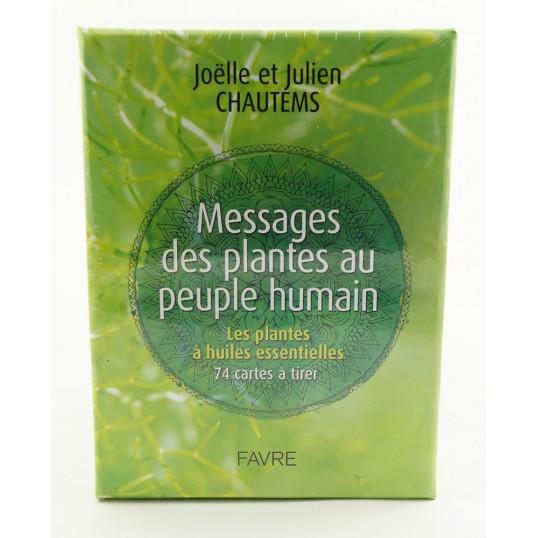 Oracle - Message des plantes au peuple humain