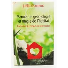 Livre - Manuel de géobiologie et magie de l'habitat