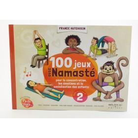 Livre - 100 jeux avec Namasté
