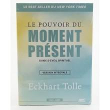 Livre audio - Le pouvoir du moment présent