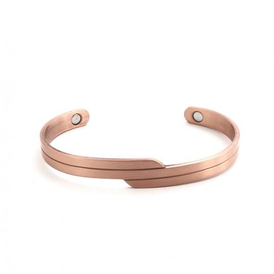 Bracelet - cuivre Elégance