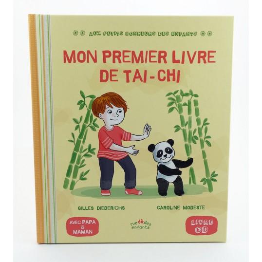 Mon premier livre de Tai-Chi