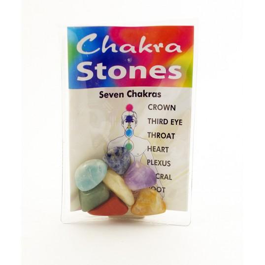 Set de pierres chakra