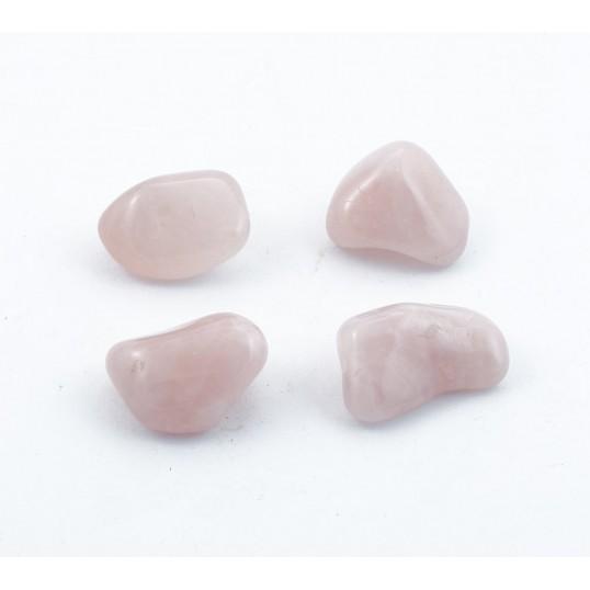 Pierres roulées - Quartz rose
