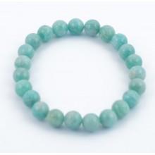Bracelet perles 8mm - amazonite