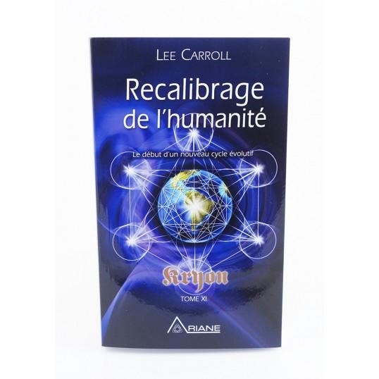 Livre - recalibrage de l'humanité