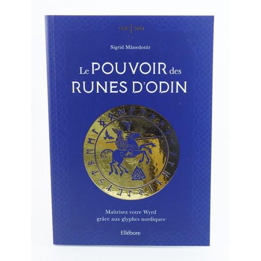 Livre - Le pouvoir des runes d'Odin