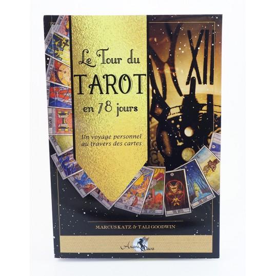 Livre - Le tour du Tarot en 78 jours