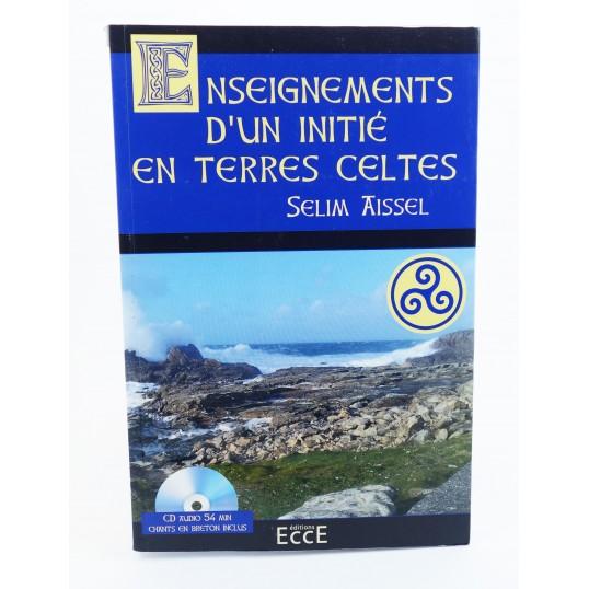 Livre - Enseignement d'un initié en terres celtes