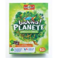 Jeux enfants - Bioviva ! Planète - Jungle et Planètes