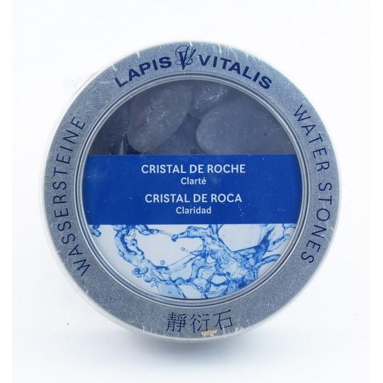 Pierres pour l'eau - clarté (cristal de roche)
