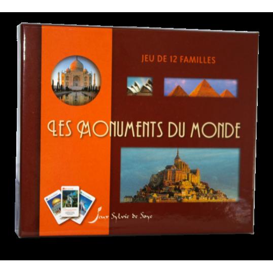 7 familles les Monuments du Monde